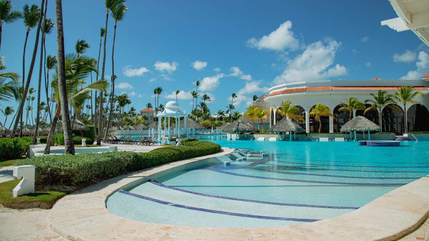 Paradisus Palma Real Golf Spa Resort All Inclusive Punta Cana Dominican Republic